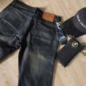 กางเกงขากระบอก N.176