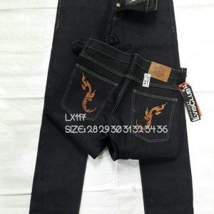 กางเกงลายไทย XL117