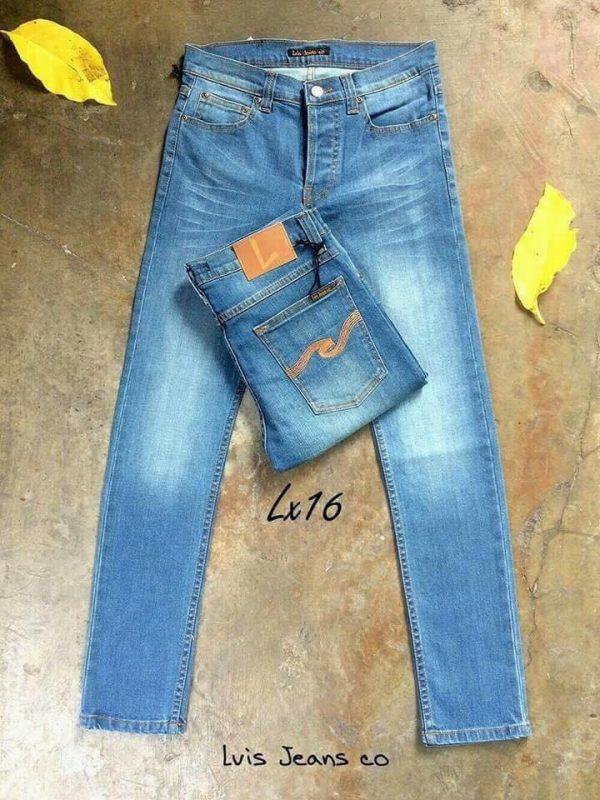 กางเกงสกินนี่ LX16